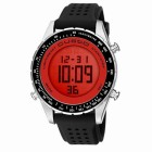 Reloj Custo H.super Digital.esfe.roja CU055502