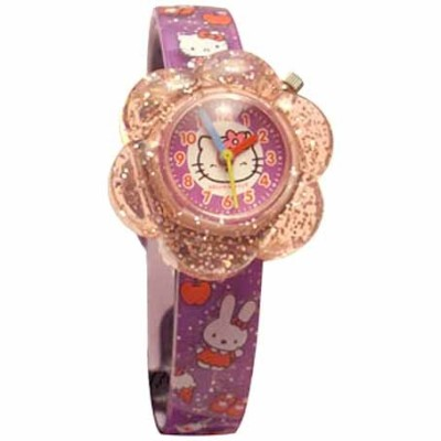 Reloj Hello Kitty.silico.caja.flor.co.mo 4407602