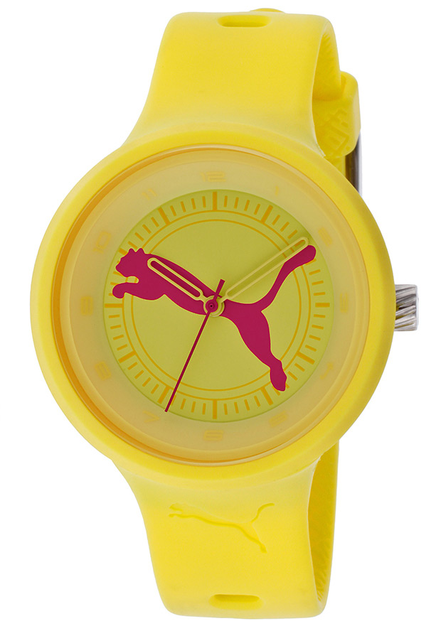 Puma slickAmarillo M slickAmarillo M slickAmarillo Reloj Pu910682019 Reloj M Puma Puma Reloj Pu910682019 xoBrWdCe